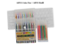 24-36-48-Color-Gel-Pens-Set-amp-Refills-Pastel-Neon-Art-School-Stationery-Glitter miniature 8