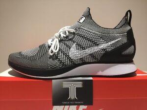 san francisco 4d09e 6d97e Image is loading Nike-Air-Zoom-Mariah-Flyknit-Racer-918264-102-