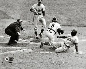 Jackie-Robinson-Dodgers-Yogi-Berra-Yankees-1955-WS-Robinson-Steals-Home-Plate