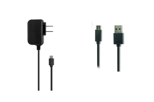 Home Wall AC Charger+5ft USB Cord for Amazon Kindle Fire 5 5th Gen Generation