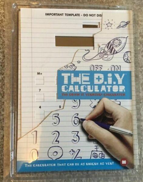 Mustard The DIY Calculator Draw it yourself calculator