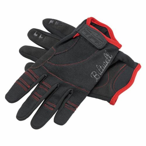 Black, Blue, Red, Brown.. *Fast Shipping* Biltwell Moto Motorcycle Gloves