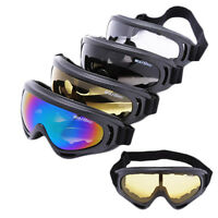 Motocross Sports Ski Snowboard Bike Bicycle Bmx Racing Goggles Glasses Kid Adult