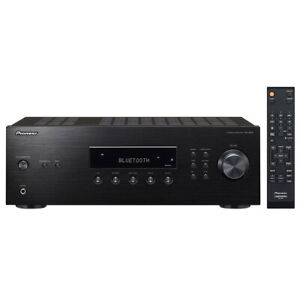 Pioneer SX-10AE Bluetooth Power Music Stereo Receiver/Amplifier Home Audio Black