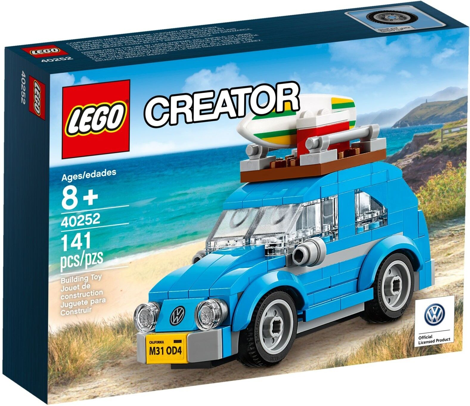 LEGO® Creator 40252 VW Mini-Käfer NEU OVP_ Mini Volkswagen Beetle NEW MISB NRFB