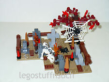 NEW LEGO Castle kingdom Village Halloween cursed grave cemetery skeleton undead