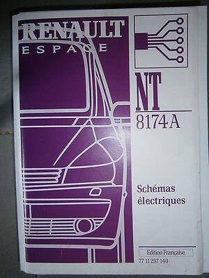 schémas électriques MEGANE SCENIC 2001 2002 NT8191