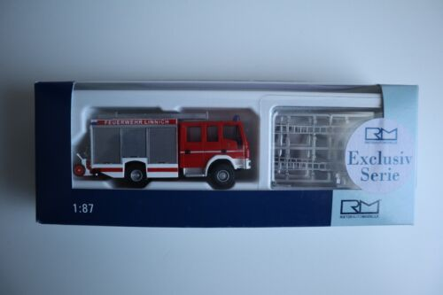 RietzeAutoModelle  fire department 1//87 scale    61247