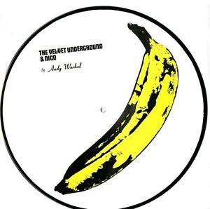 Velvet Underground Nico Andy Warhol Vinyl Lp Picture Disc Mint Unplayed Ebay