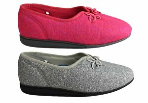 NEW-HOMYPED-BARSHA-WOMENS-COMFORTABLE-SUPPORTIVE-WIDE-WIDTH-SLIPPERS