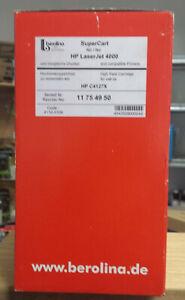 Kompatibler-Toner-fuer-HP-27X-C4127X-LJ-4000-Canon-EP-52-Black