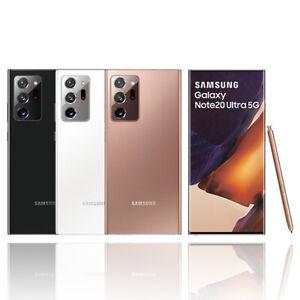 BRAND NEW Samsung Galaxy Note 20 Ultra 5G SM-N986U-FACTORY UNLOCKED- READ BELOW