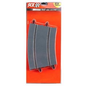 PACK-2-X-CURVA-SUPER-EXTERIOR-SCALEXTRIC-PARA-ANALOGICO-Y-DIGITAL-REF-B10017