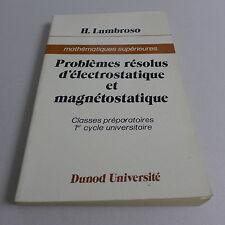 THERMODYNAMIQUE LUMBROSO GRATUIT GRATUIT TÉLÉCHARGER LIVRE