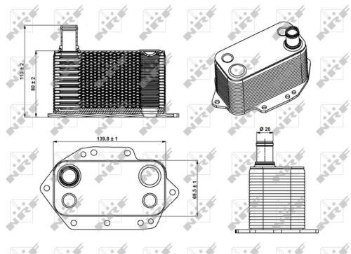 E65-E66 330//335D 7 730D 11427788462 E46-E90-E91-E92 SCAMBIATORE CALORE BMW 3