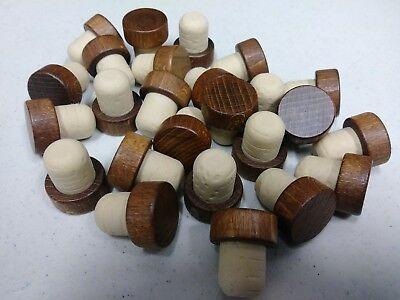 T-top corks. tasters corks 40 New reusable still wine corks
