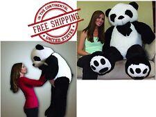 Panda Giant Large Big Jumbo Size Stuffed Animals Plush Soft Squishy Huggable Toy