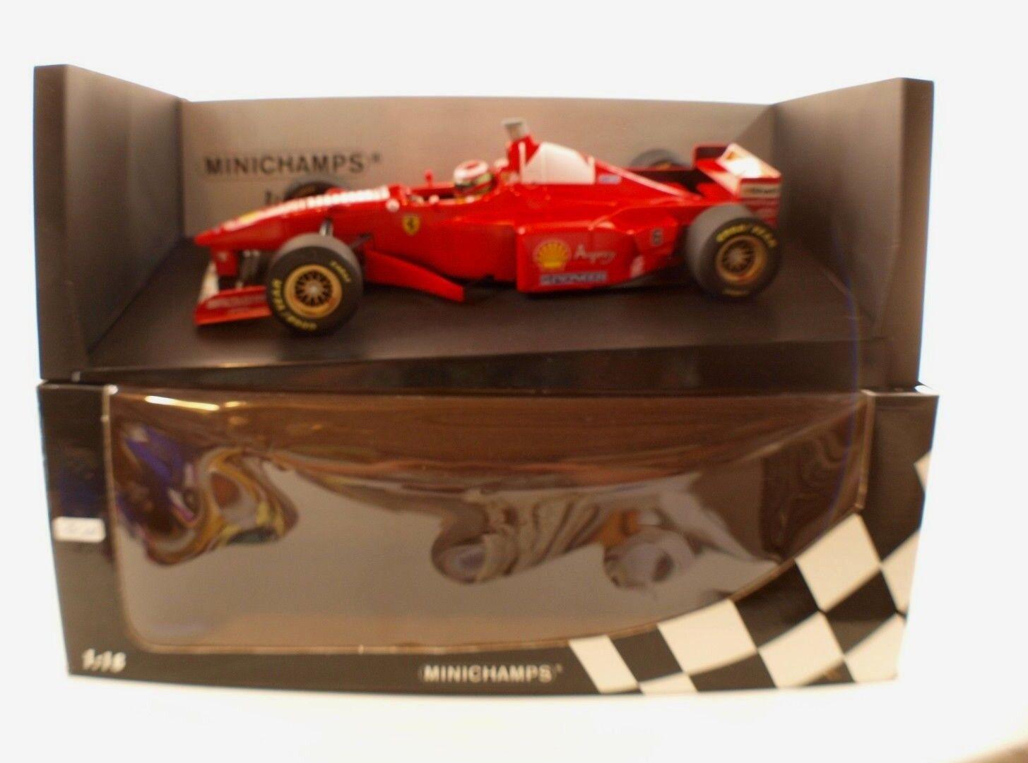 Minichamps 180 970006 F1 Ferrari F 310B Irvine #6 neuf 1/18 boxed / en boîte MIB
