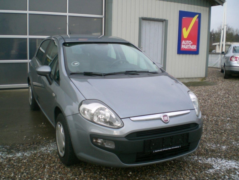 Fiat Punto Evo 1,3 MJT 75 Active 5d - 39.900 kr.