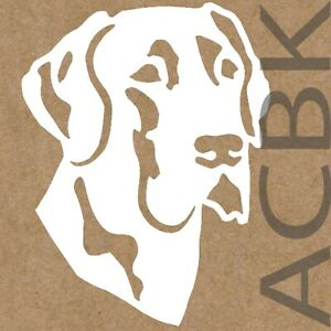 accessory outdoor window sticker vinyl sticker Great Dane dog decal