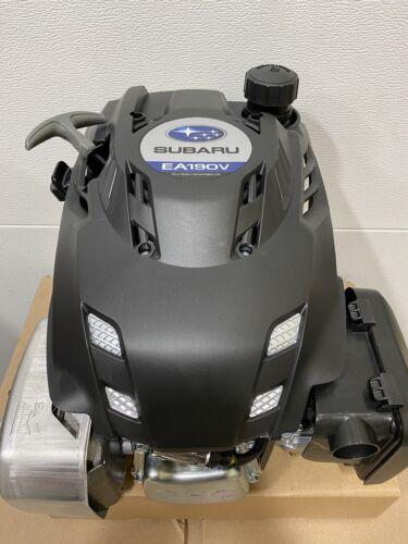 """x 1-13//16/"""" Vertical Crankshaft Subaru EA190V-50190 Lawn Mower Engine 7//8"""" Dia"""