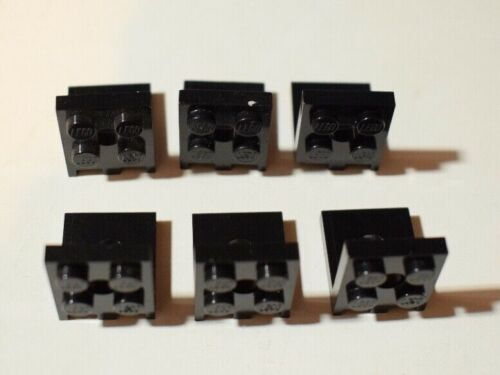 Lego Brick 3956 Bracket 2 x 2-2 x 2 Pack of 6 JOB LOT Select Colour