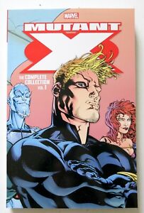 Mutant-X-The-Complete-Collection-Vol-1-Marvel-Graphic-Novel-Comic-Book