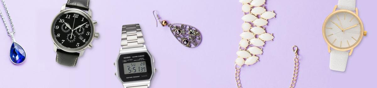 Offerte fashion su orologi e gioielli