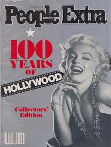 People Weekly Extra-100 Years Of Hollywood Collectors Edition Spring 87