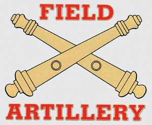 US-ARMY-FIELD-ARTILLERY-STICKER-HIGH-QUALITY-MADE-IN-THE-USA