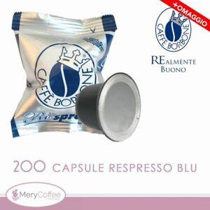 200-Capsule-Borbone-REspresso-Miscela-BLU-Compatibili-Nespresso-omaggio