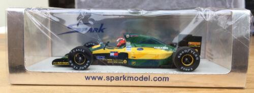 Spark S1675 Lotus 102D S1851 79 F1 Modelos J Herbert o M Andretti 1979//92 1:43