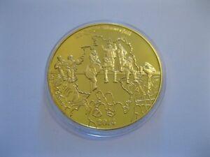 Medaille 25 Jahre Mauerfall Pp In Münzkapsel Ebay