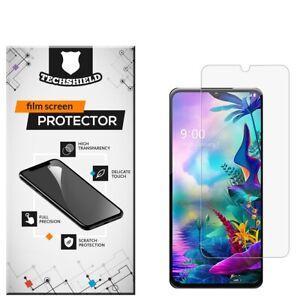 Pour LG G8X ThinQ [3-pack] Protecteur D'écran Clair Film Pet