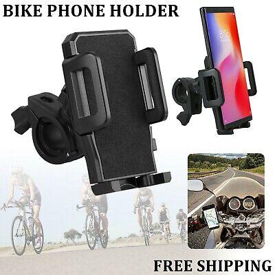 Aluminum Phone Holder Mount For Bicycle MTB Bike Motorcycle Handlebar A+