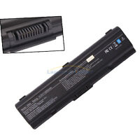 6 Cell 10.8V 5200mah Battery for Toshiba Satellite L455-S5975 A350D A355D A505