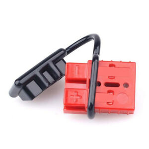 2-Battery-Quick-Connector-Kit-Plug-Connect-Disconnect-Winch-Trailer-50A-8-6AWG