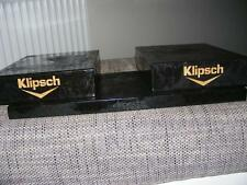 2XSPEAKER PLATFORMS,STANDS,PLINTHS.B&W,MONITOR AUDIO,KEF,PROAC,PMC,ATC,QUAD,ELAC