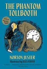 The Phantom Tollbooth by Norton Juster (1988, Paperback, Reprint)