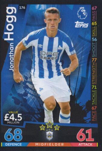 Topps Match Attax 2018 2019 18 19 elija sus tarjetas de equipo Huddersfield