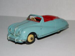 Dinky Toys Meccano Diecast Années 50 Austin A90 Atlantic Convertible No.140a (106)