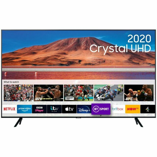 Samsung UE50TU7000 50 Inch TV Smart 4K Ultra HD LED Freeview HD 2 HDMI