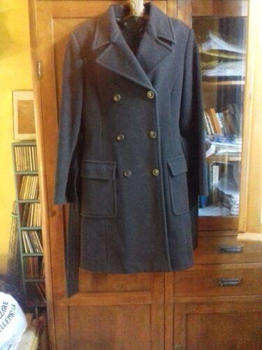 boutonnage verte 44 à avec militaire taille ceinture Pennyblack double manteau qYwSxRt