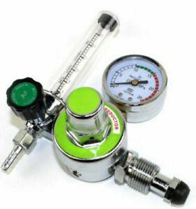 Argon-CO2-Pressure-Gas-Mig-Tig-Flow-Meter-Regulator-Welding-Gauge-Welder
