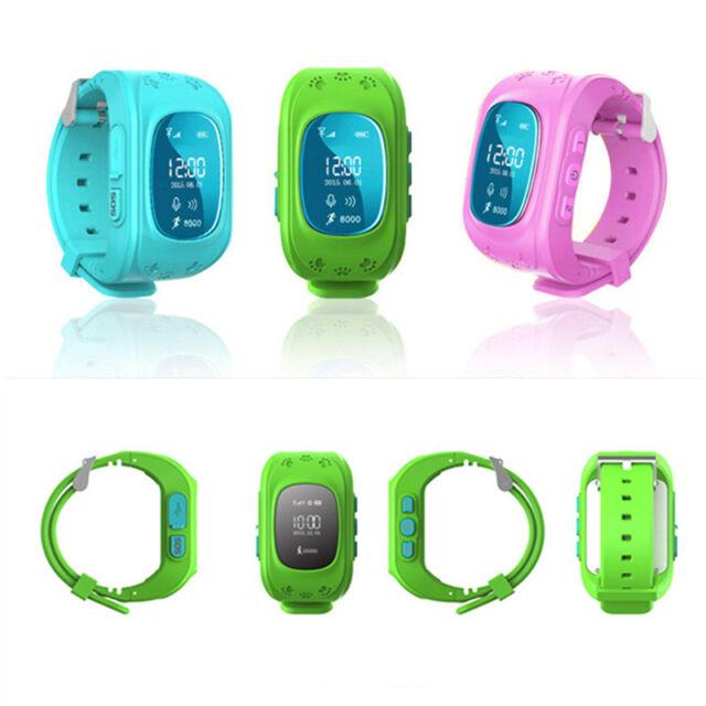 Sim-karte Smart Uhr Telefon GPS/GSM/Wifi Tracker Smart Watch Uhr für kinder SOS