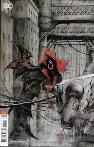Batwoman-15-DC-COMICS-2018-Benett-VARIANT-1ST-PRINT