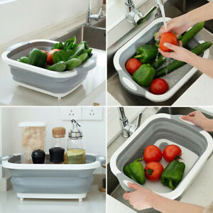 Automatic-Drain-Collapsible-Cutting-Board-amp-Fruit-Vegetable-Washing-Drain-Basket