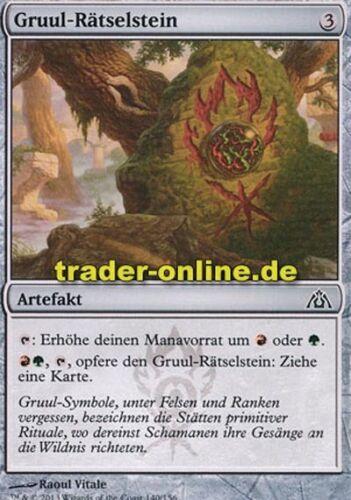 Dragon/'s Maze Magic Gruul Cluestone 4x Gruul-Rätselstein