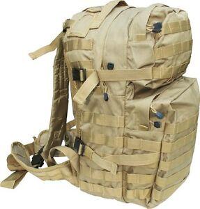 Elite-Assaut-Patrouille-Paquet-40-Litre-Coyote-Sable-Fauve-Beige-Sac-a-Dos-M-Mou