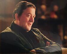 Stephen Fry Signed 10x8 Photo - V for Vendetta